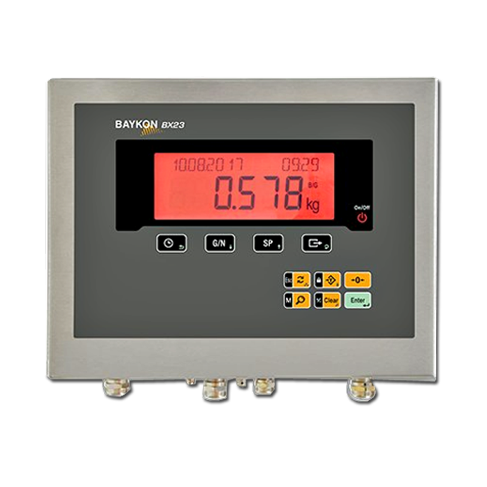 BX23 Weighing and Process Control Indicator