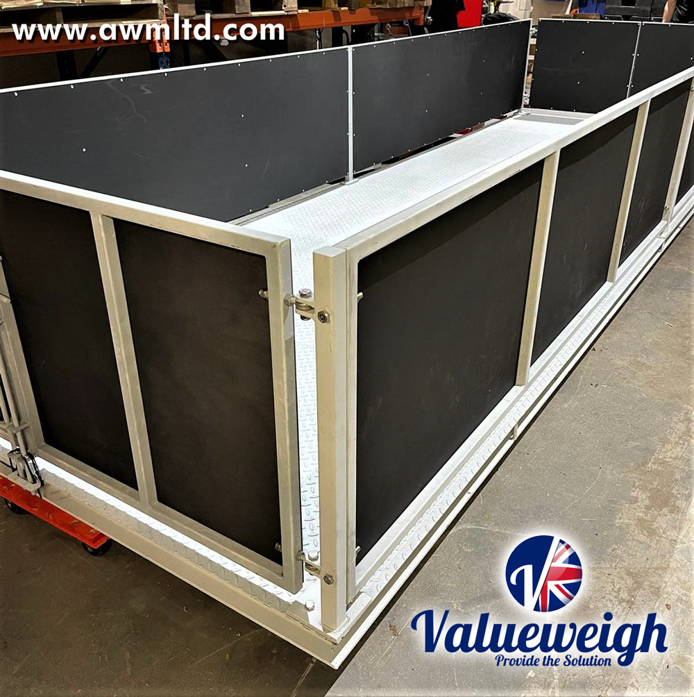 Pig Weigh Crate