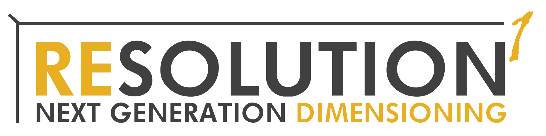 Resolution One Logo