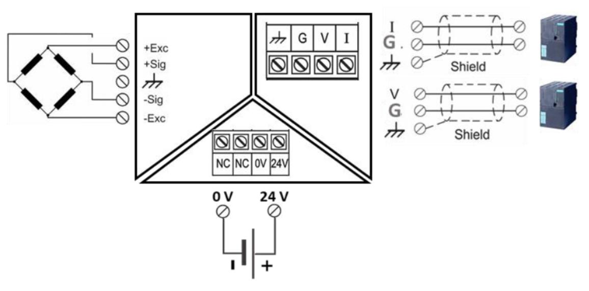 TX11 Wiring