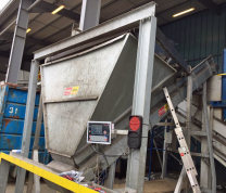 Waste Monitoring System for large Plastics Company