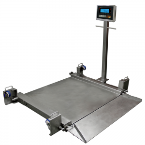 Introducing a New Mobile Drive-In Platform Scale - The MODI from Baykon