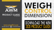 Download the new 2020 Product Guide from AWM Limited