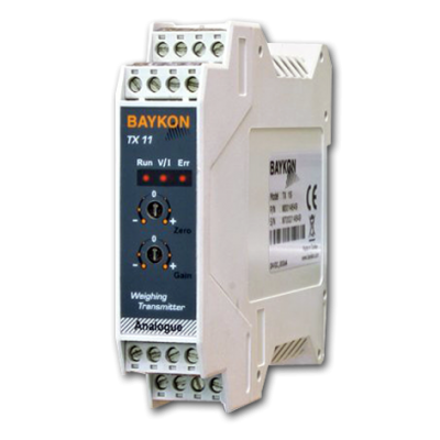New Generation of TX11 and TX12 Weight Transmitters