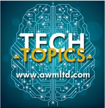 Tech Topics - A Technical Weighing Blog. Issue 6