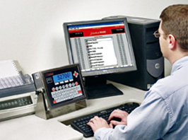 Weighbridge PC Software