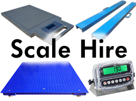 Weighing Scale Hire