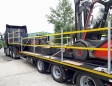 EWT take delivery of a brand new Weighbridge Test Unit Trailer