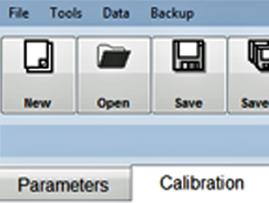 Indicator Setup Software