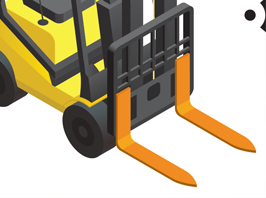 Forklift Truck Scales