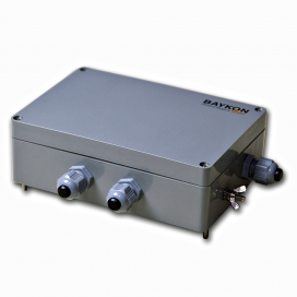 4 Cell ABS Junction Box