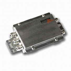 4 Cell Stainless Junction Box