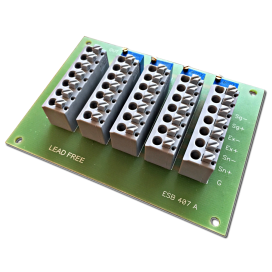 4 Loadcell Summing Board