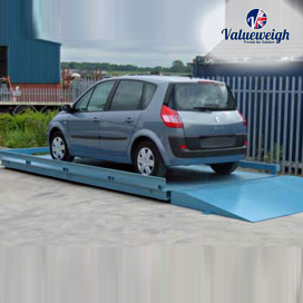 Vehicle Weighing Platform