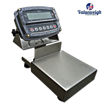 VW8 Stainless Portion Scale