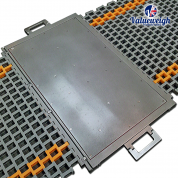Axle Weigh Pad with Tracking