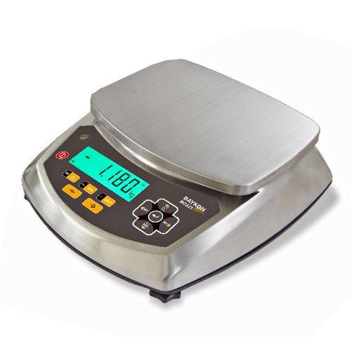 BCS Stainless Bench Scale