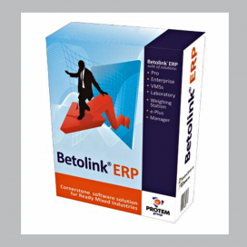 Betolink ERP PC Software