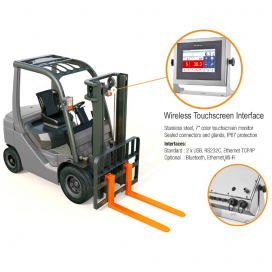 Forklift Truck Scale