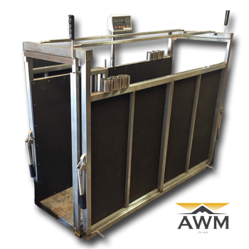Livestock Weigh Crate