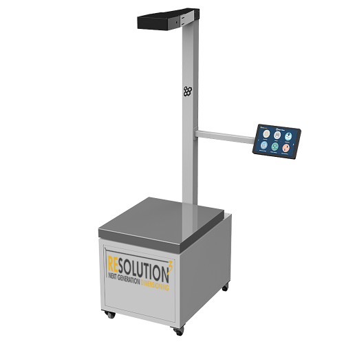 Resolution 3 - Parcel Dimensioning Weigh Station
