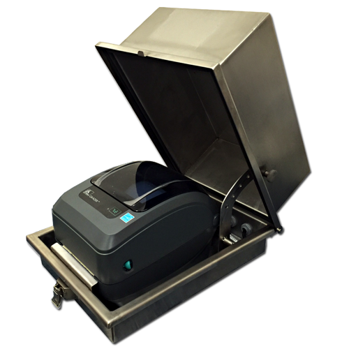 Stainless Printer Enclosure