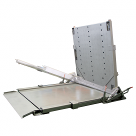 Stainless Lift-Up Drive-In Scale