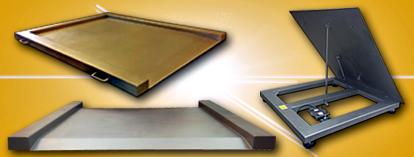 Stainless Steel Platform Scales