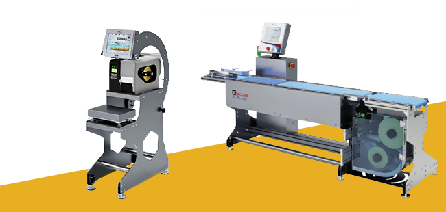 Checkweighing and Labelling