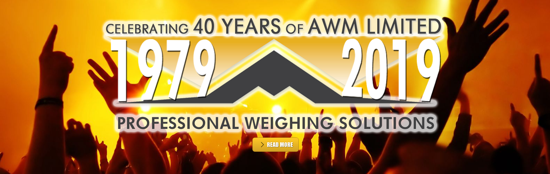 40 Years of AWM Limited